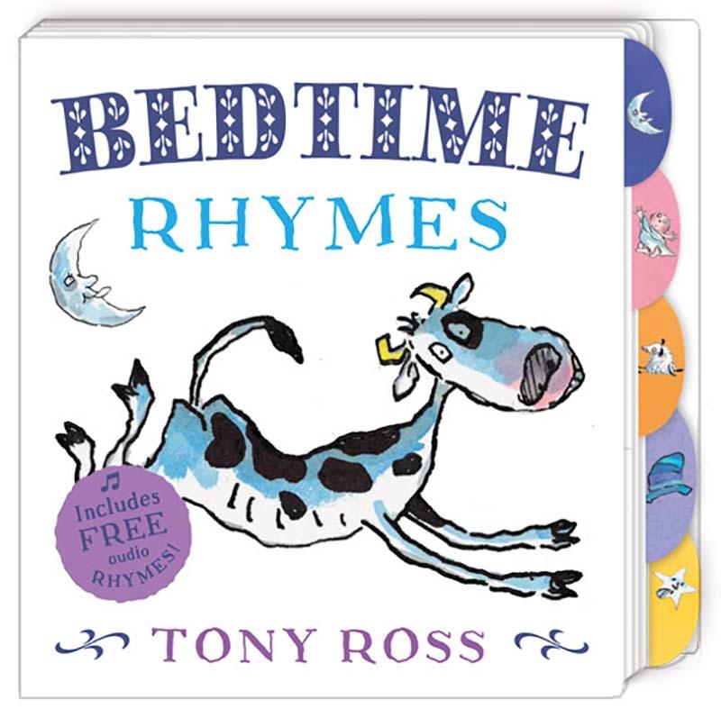 Bedtime Rhymes - Jacket