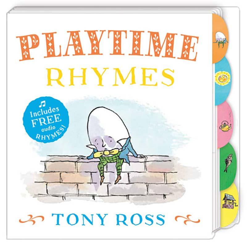 Playtime Rhymes - Jacket