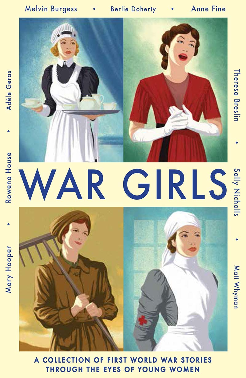 War Girls - Jacket