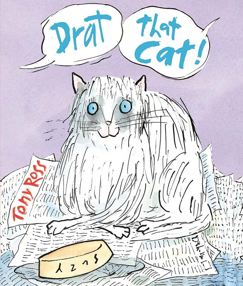 Drat that Cat! - Jacket