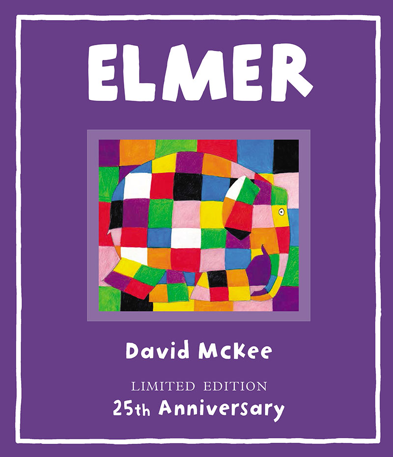 Elmer: Signed 25th Anniversary Edition - Jacket