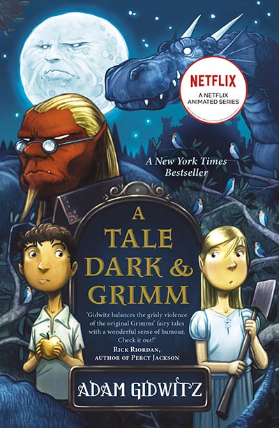 A Tale Dark and Grimm - Jacket
