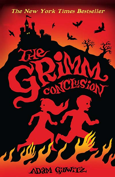 The Grimm Conclusion - Jacket
