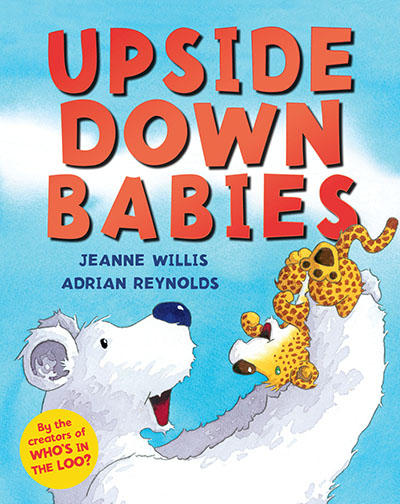 Upside Down Babies - Jacket