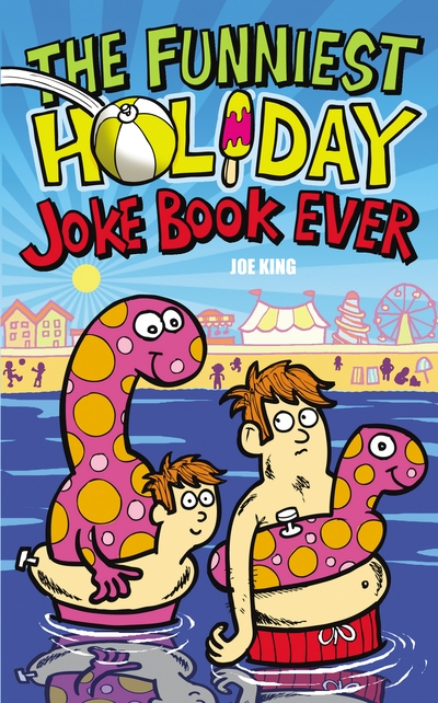 The Funniest Holiday Joke Book Ever - Jacket