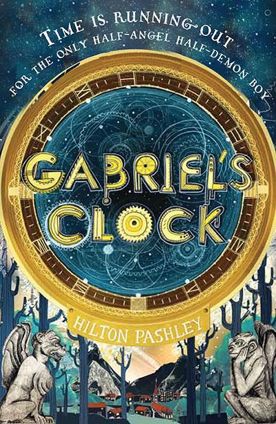Gabriel's Clock - Jacket