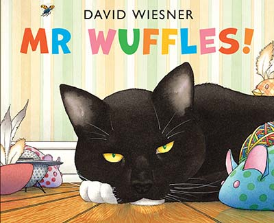 Mr Wuffles! - Jacket