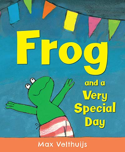 Frog and a Very Special Day - Jacket