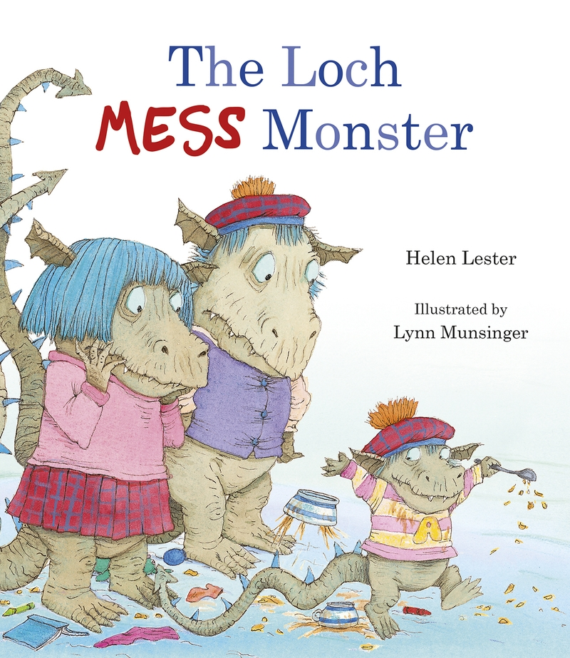 The Loch Mess Monster - Jacket