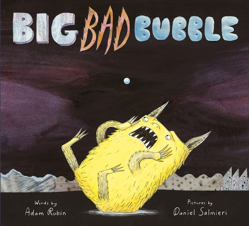 Big Bad Bubble - Jacket