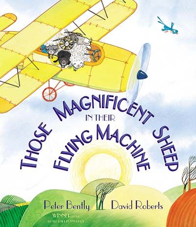 Those Magnificent Sheep In Their Flying Machine - Jacket