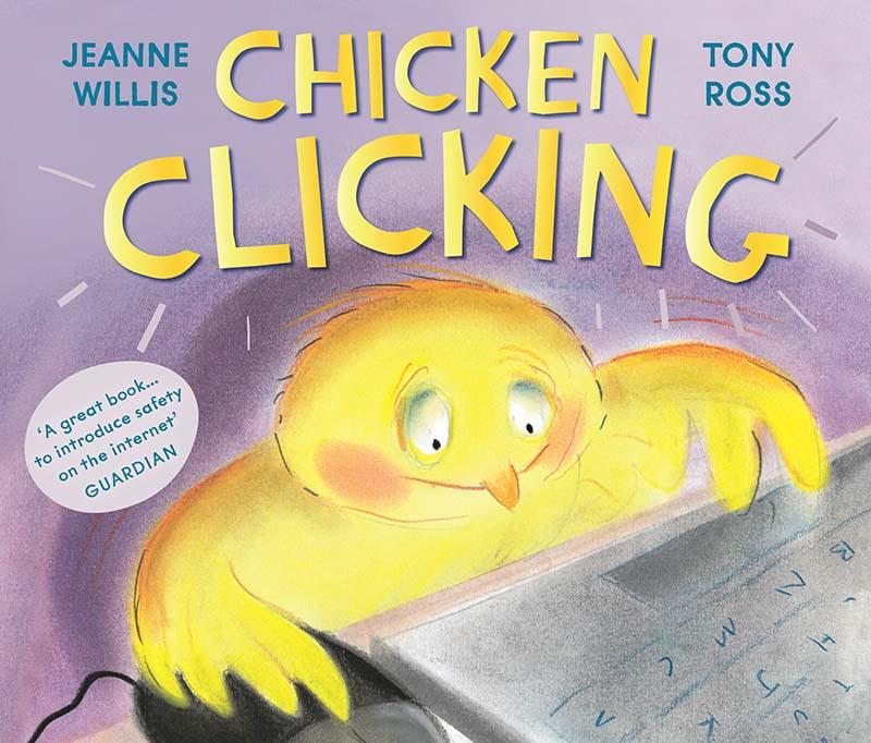 Chicken Clicking - Jacket