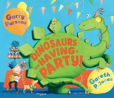The Dinosaurs are Having a Party! - Jacket