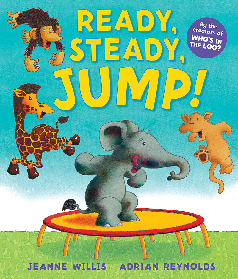 Ready, Steady, Jump! - Jacket