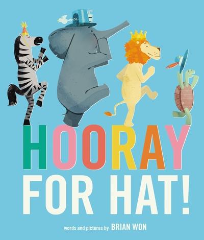 Hooray for Hat! - Jacket