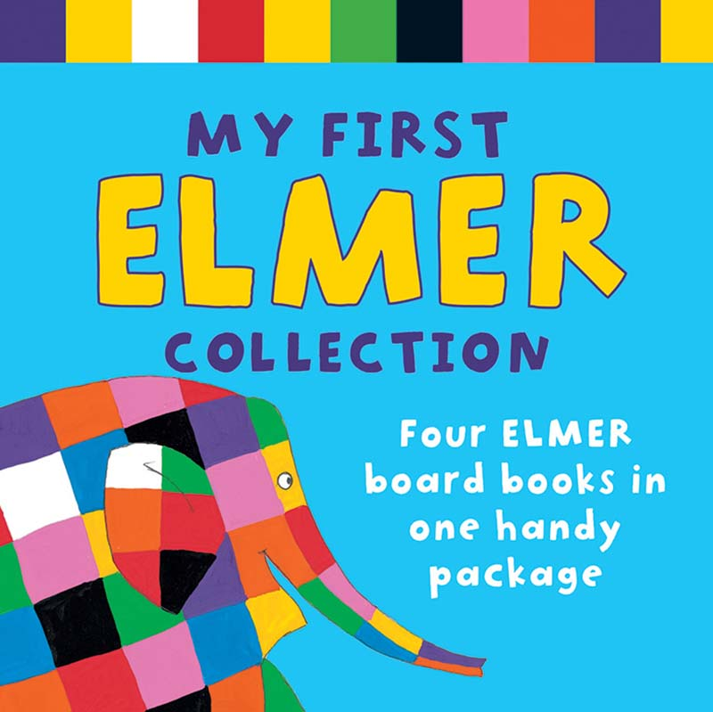 My First Elmer Collection - Jacket