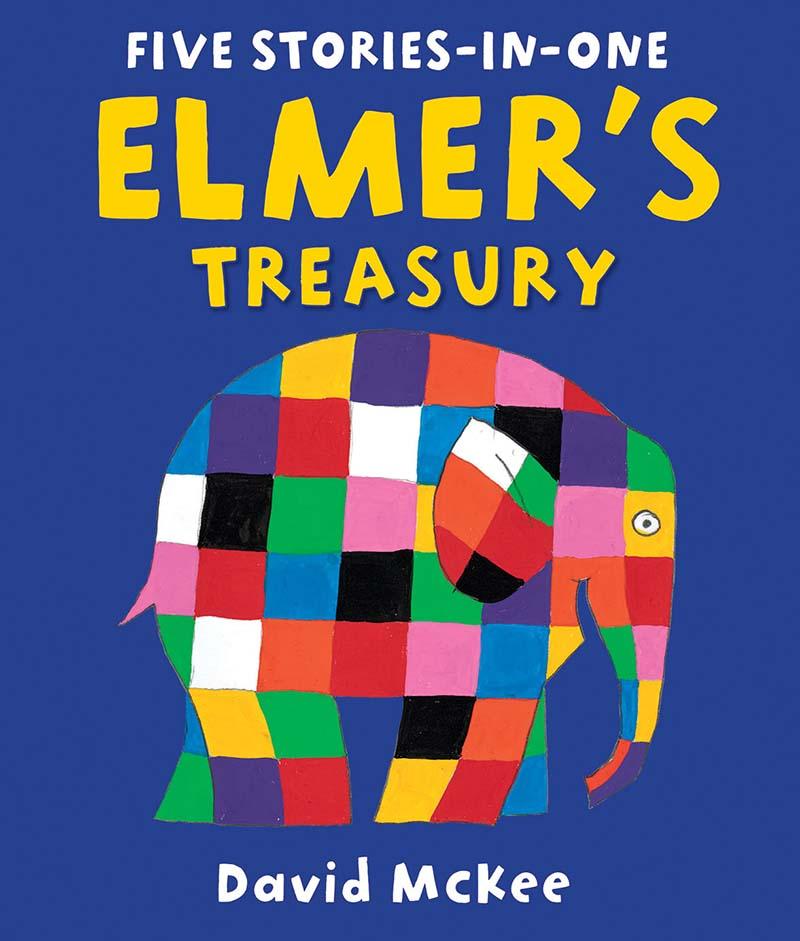 Elmer's Treasury - Jacket
