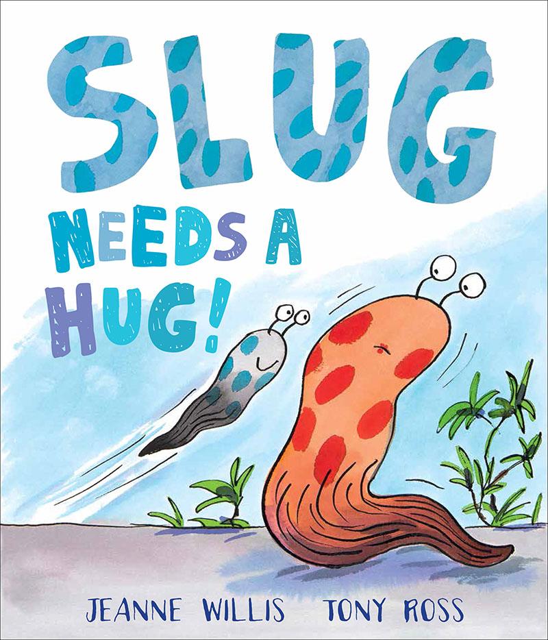 Slug Needs a Hug - Jacket