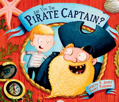 Are you the Pirate Captain? - Jacket