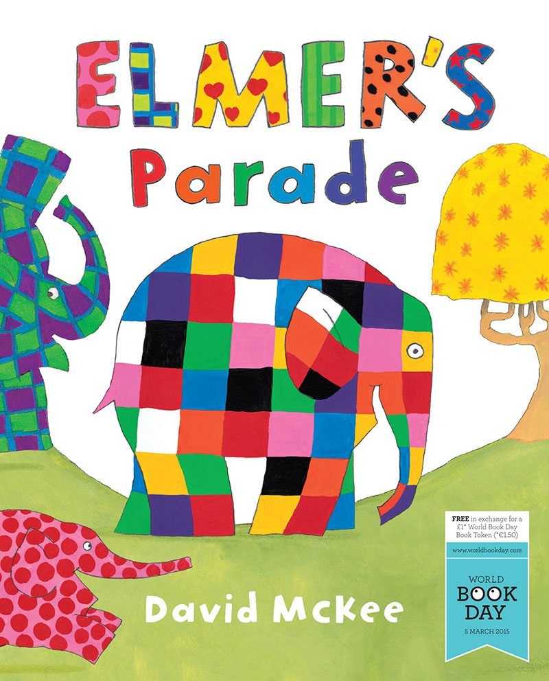 Elmer's Parade - Jacket