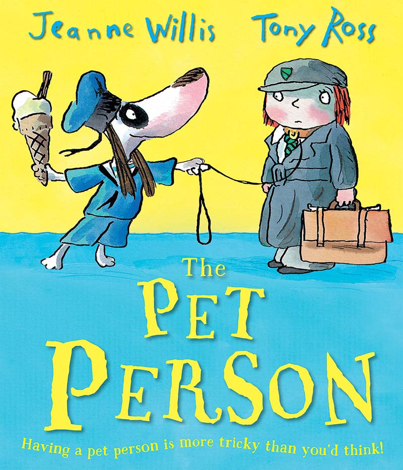 The Pet Person - Jacket