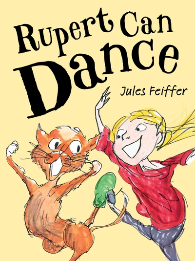 Rupert Can Dance - Jacket