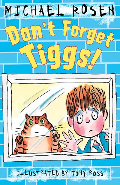 Don't Forget Tiggs! - Jacket