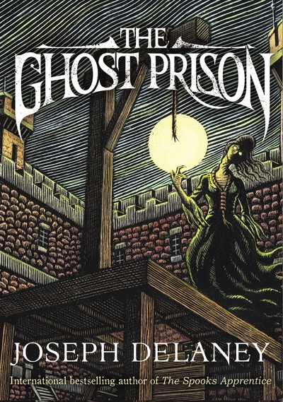 The Ghost Prison - Jacket