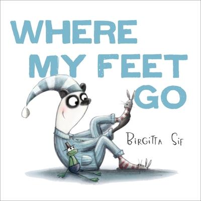 Where My Feet Go - Jacket