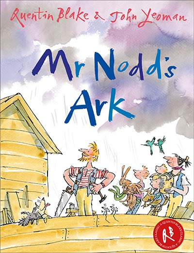 Mr. Nodd's Ark - Jacket