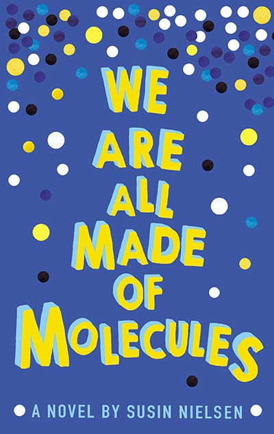 We Are All Made of Molecules - Jacket