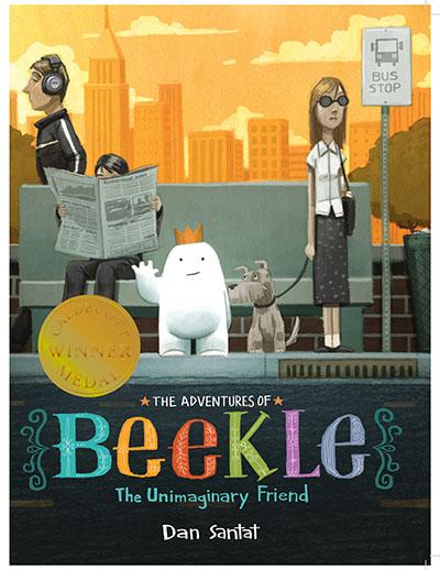 The Adventures of Beekle: The Unimaginary Friend - Jacket