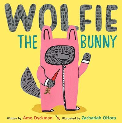 Wolfie the Bunny - Jacket