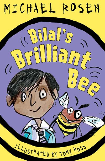 Bilal's Brilliant Bee - Jacket