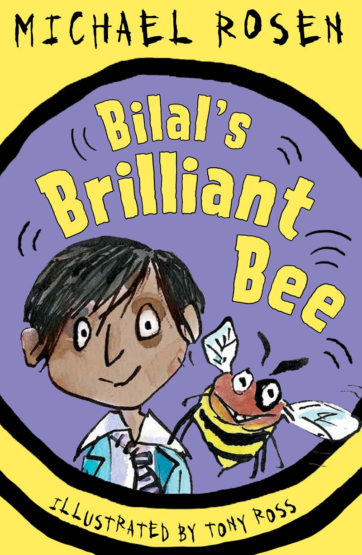 Bilal's Brilliant Bee - Jacket