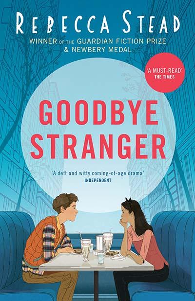 Goodbye Stranger - Jacket