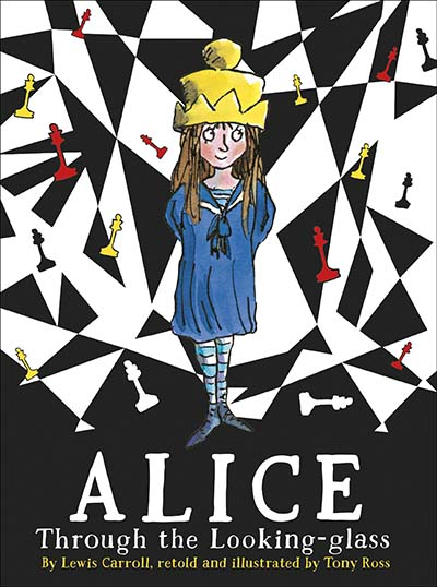 Alice Through the Looking Glass - Jacket