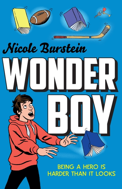 Wonderboy - Jacket