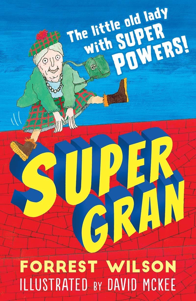 Super Gran - Jacket