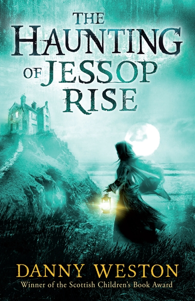 The Haunting of Jessop Rise - Jacket