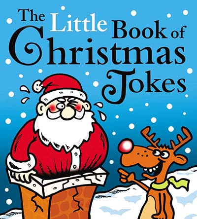 The Little Book of Christmas Jokes - Jacket