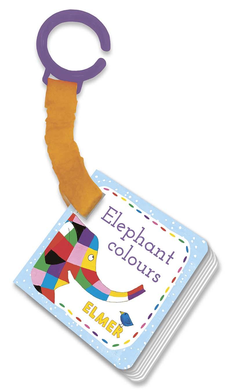 Elmer: Elephant Colours - Jacket