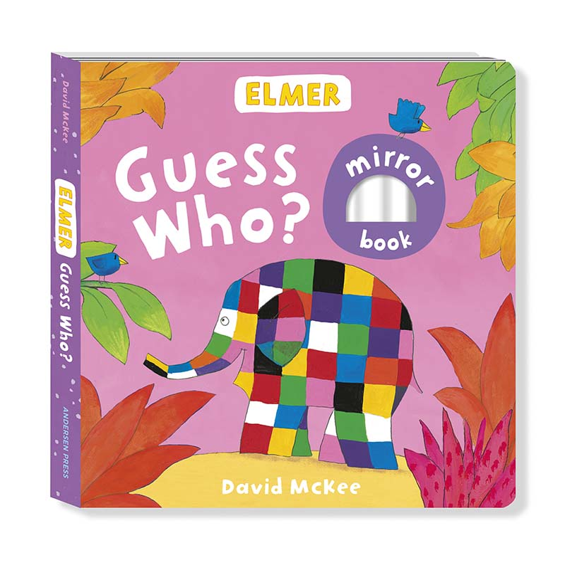 Elmer: Guess Who? - Jacket