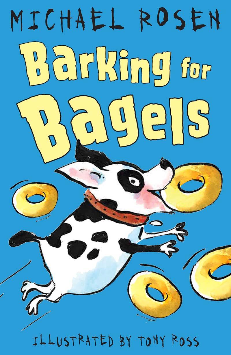Barking for Bagels - Jacket
