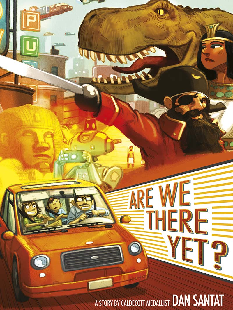 Are We There Yet? - Jacket