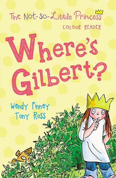 Where's Gilbert? - Jacket
