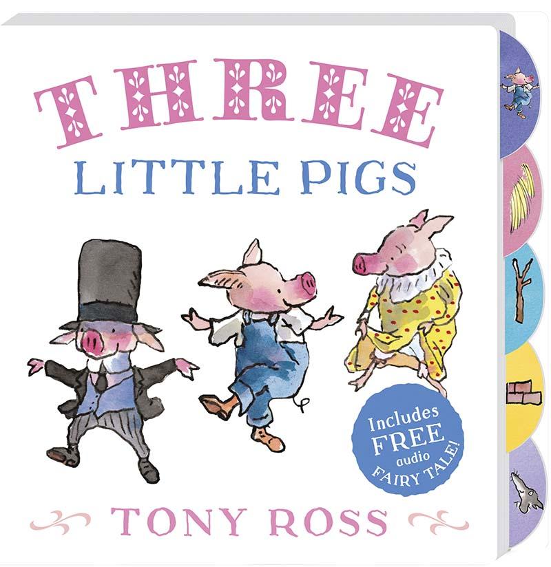 Three Little Pigs - Jacket