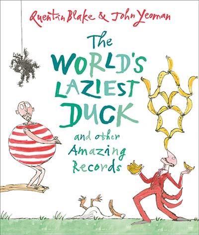 The World's Laziest Duck - Jacket