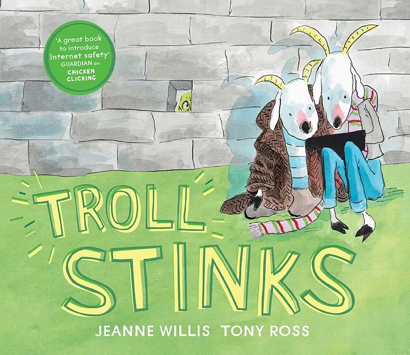 Troll Stinks! - Jacket