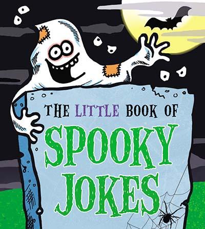 The Little Book of Spooky Jokes - Jacket